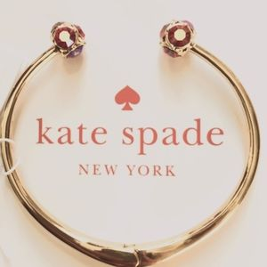 Kate Spade Lady Marmalade Pink with Gold Bracelet